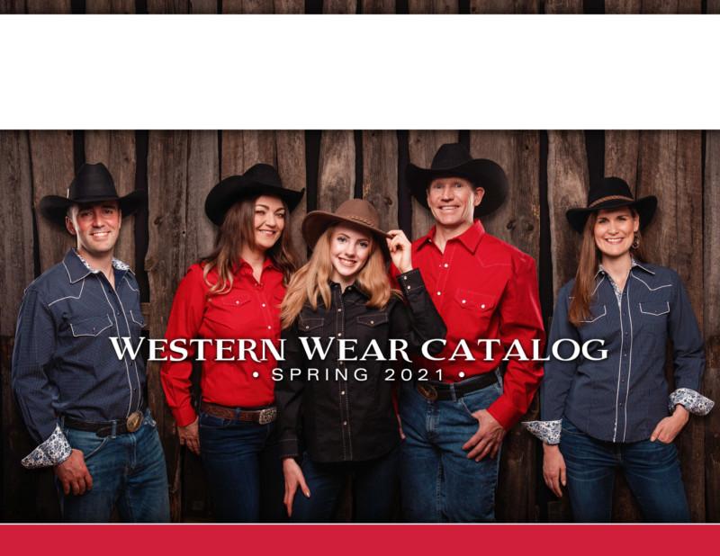 McCormick Western Resale Catalog - Spring 2021